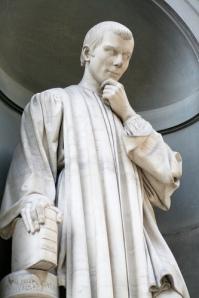 Machiavelli ponders his next move...