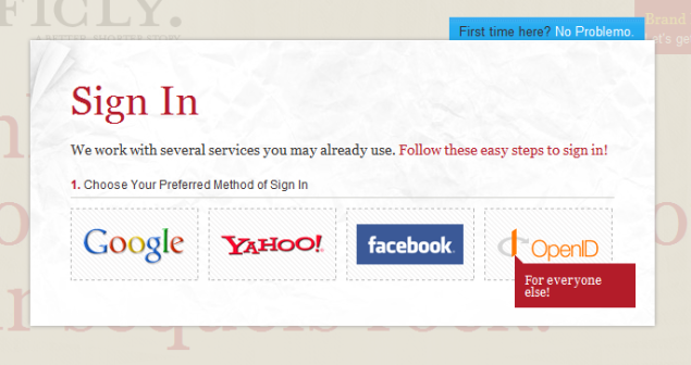 Login to Ficly