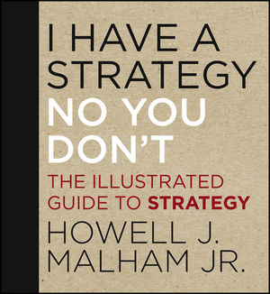 I Have a Strategy - Book Cover