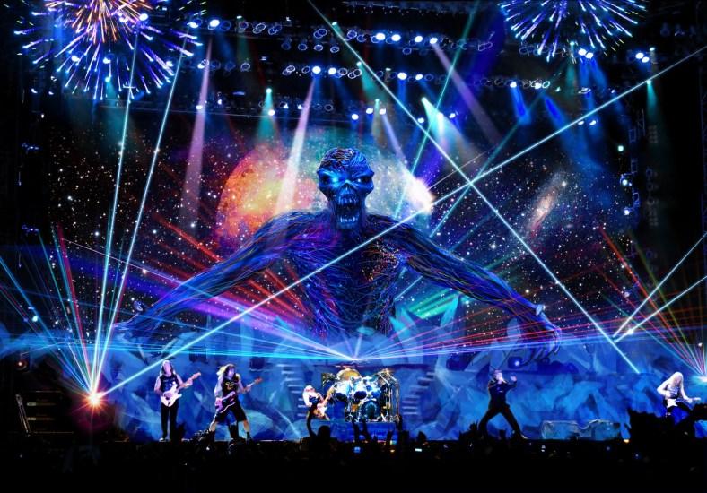 Iron Maiden Stage Show