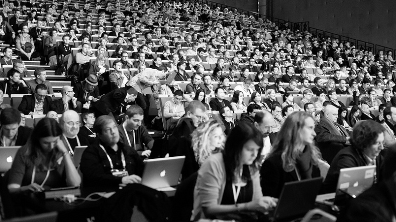 LeWeb Paris Audience