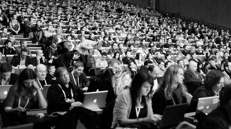 LeWeb Paris Audience